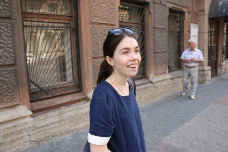 Matilde, 17 cherche une aventure discrete
